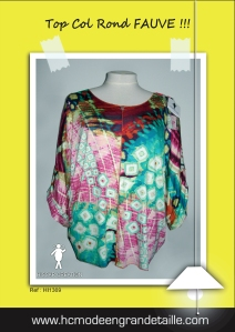 Top Tee Shirt HISSAR CREATION