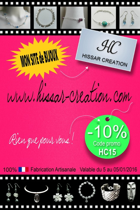 hissar creation promo bijoux