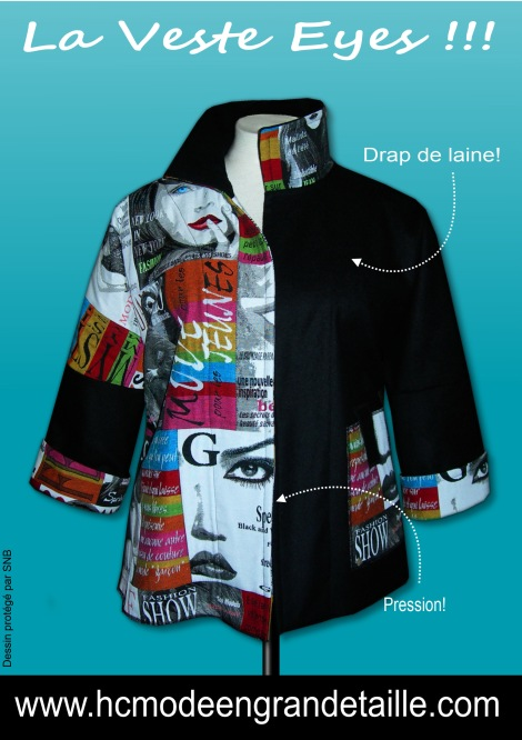 veste eyes hissar creation